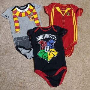 Harry Potter 12 month Onesies